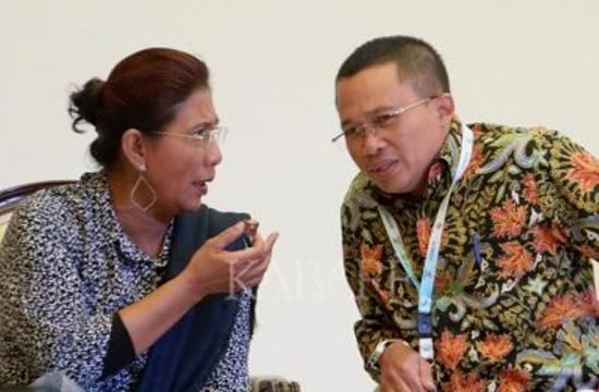 Direktur Utama Pelindo I, Bambang Eka Cahyana. [Dok Tabloid Maritim]