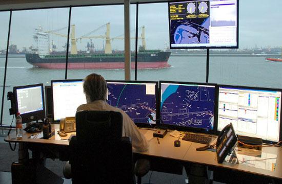 Pelayanan VTS untuk membantu keselamatan pelayaran dan perlindungan lingkungan maritim. Fasilitas yang nyaris mirip Air Traffic Control (ATC) di bandara tersebut juga dapat mengetahui dan otomatis merekam bila terjadi pelanggaran atau tindak pidana di perairan.