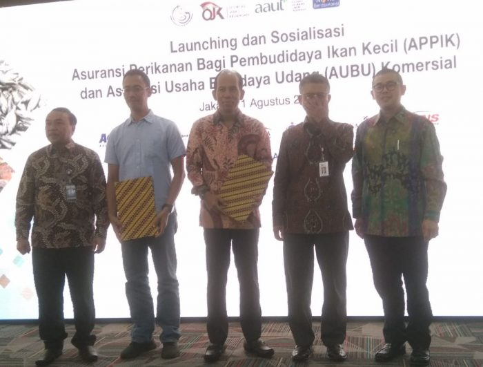 Lindungi Petani Budidaya Dari Rentenir, OJK dan KKP ...
