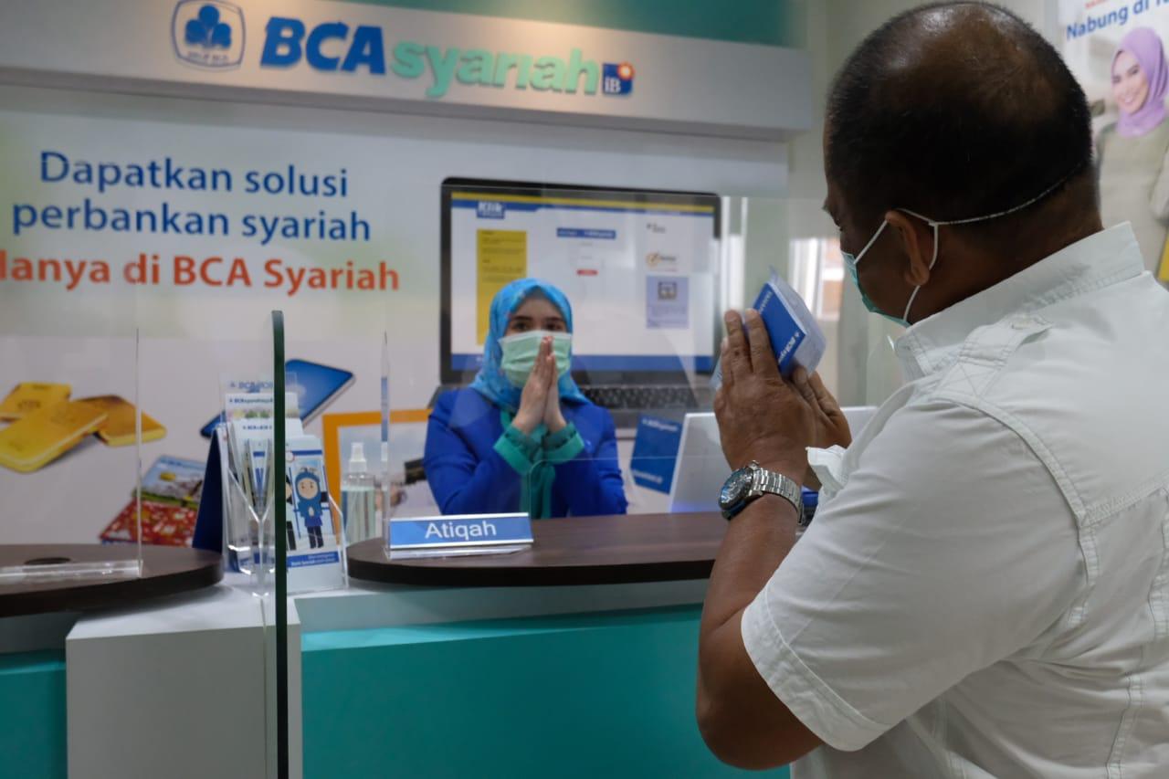 Kantor Cabang Bca Syariah
